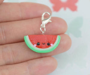 etsy, handmade jewelry, and summer fruit image