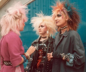 girl and punk image