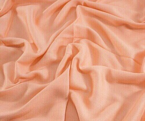 peach, aesthetic, and pink image