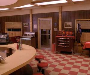 retro, vintage, and Twin Peaks image