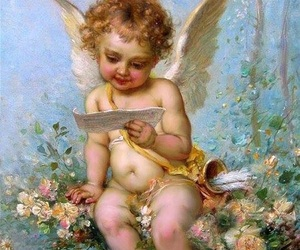cherub and ladysuzanne image