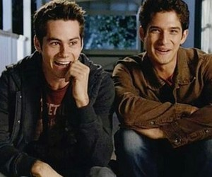 serie, actores, and teen wolf image