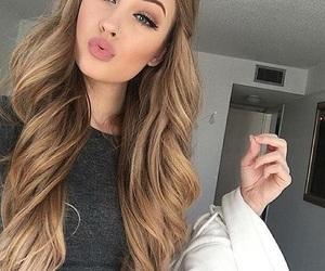 aye, cute, and girl image