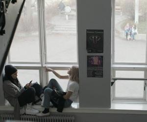 skam, noora, and school image