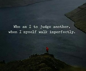 judge, myself, and quote image