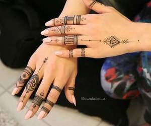 tatto and hena image