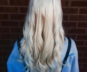 bleach, blonde, and platnium image
