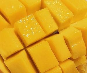 yellow, aesthetic, and fruit image