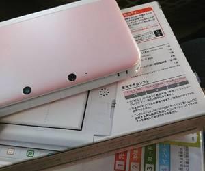 japan, nintendo, and pink image