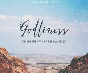 proverbs and godliness image
