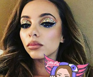 jade thirlwall, little mix, and makeup image