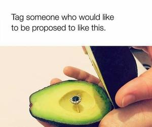 avocado, so me, and diamond image