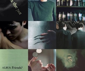 moodboard, scorpius malfoy, and harry potter next gen image