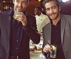 hugh jackman, jake gyllenhaal, and actor image