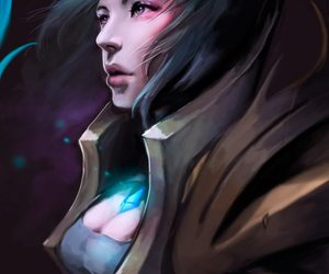 lol, riven, and the exile image