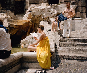 yellow, book, and rome image
