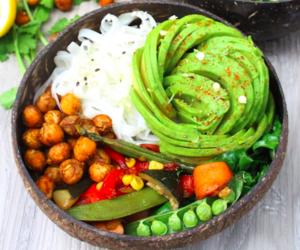 fitness, goals, and veggies image