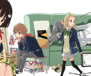anime, colette, and anime boy image