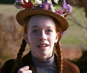 anne shirley, red hair, and cute image