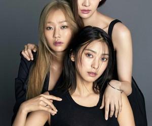 sistar, bora, and kpop image