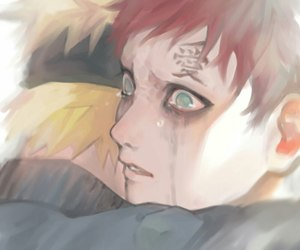 gaara, anime, and naruto image