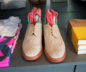 shoes, fashion, and book image