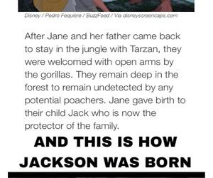 disney, funny, and jackson image