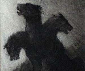 cerberus and dog image