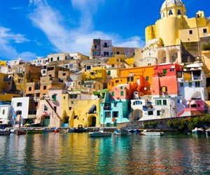 city, scenery, and italy image