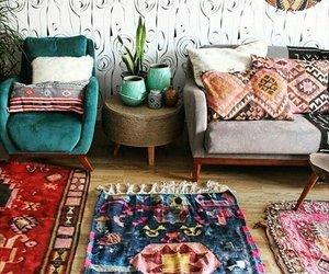 bohemian, boho, and hippie image