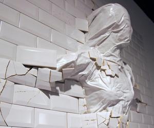 white, art, and grunge image