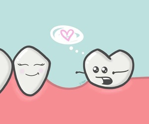 dentist, fun, and teeth image