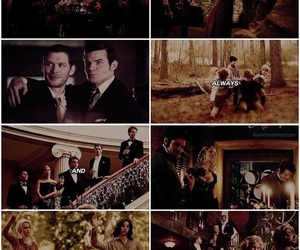 The Originals, elijah, and finn mikaelson image