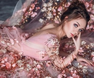 beauty, Couture, and makeup image