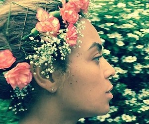 beyoncé, flowers, and queen bey image