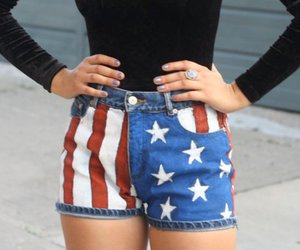 short, usa, and camy onne image