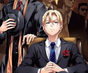 shokugeki no soma, anime, and takumi aldini image
