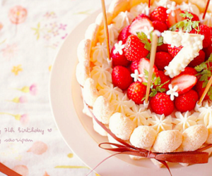 cake, ice cream, and sweets image