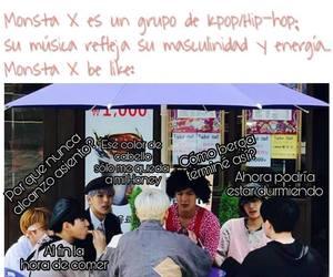 monsta x and kpop image