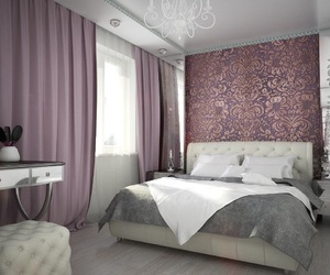 bedroom, classy, and decoration image