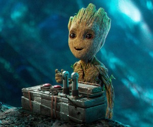 groot and guardians of the galaxy image