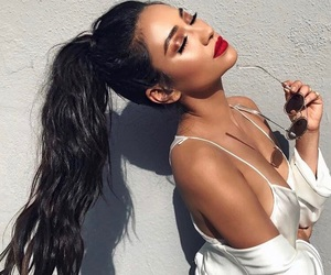 shay mitchell, hair, and beauty image