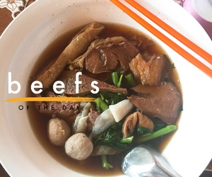food, thainoodle, and noodle image