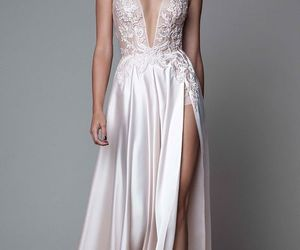 fashion, gown, and beauty image