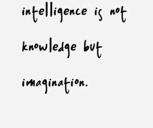 quotes, imagination, and Albert Einstein image