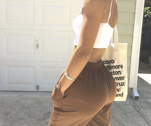 american apparel, booty, and pants image