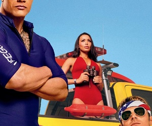 summer, zacefron, and baywatch image