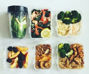 fit, food, and lifestyle image