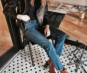 boots, legs, and fashion image