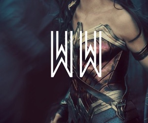 comics, DC, and wonder woman image